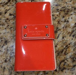 Kate Spade Patent Wallet